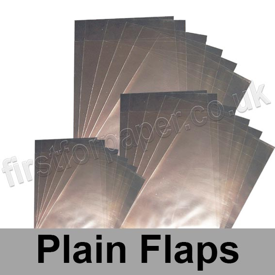 Cello Bags with Plain Flaps