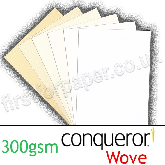 Conqueror Smooth Wove, 300gsm