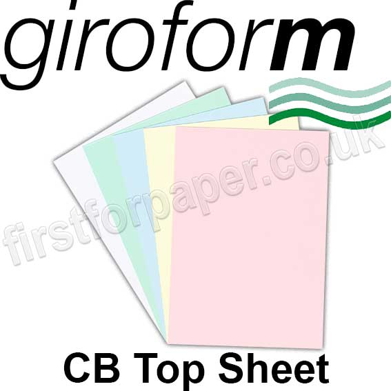Giroform, CB Top Sheet