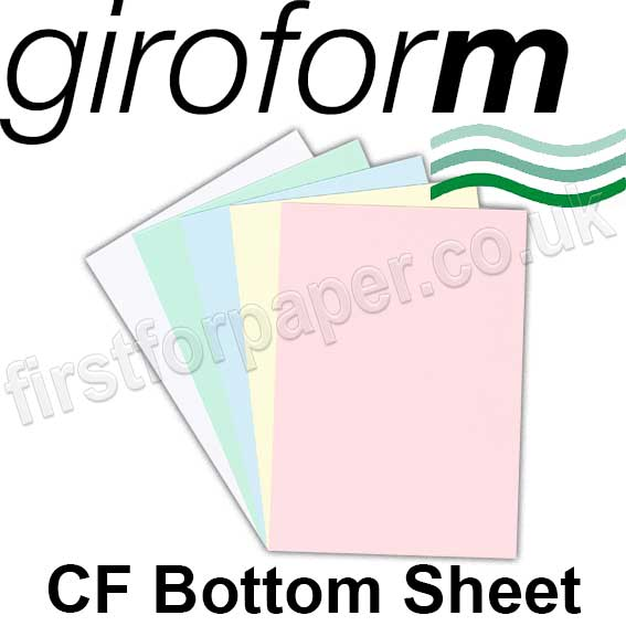 Giroform, CF Bottom Sheet
