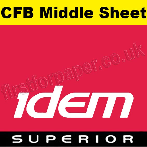 Idem, CFB Middle Sheet