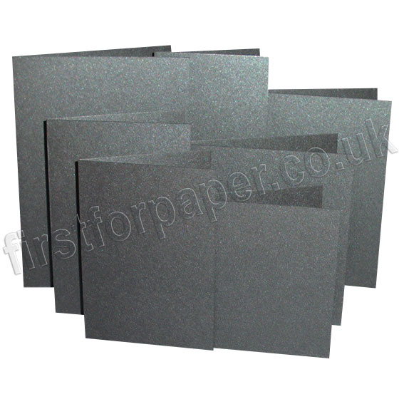 Stardream, Pre-Creased, Single Fold Cards, Onyx