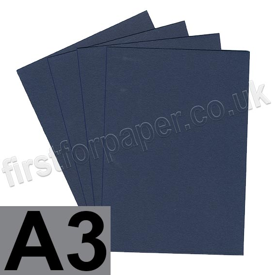 Colorplan 270gsm A3 Imperial Blue 50 Sheets First
