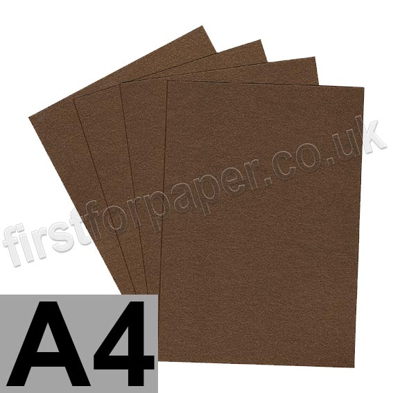 Majestic Pearlescent Card 290gsm A4 Medal Bronze 5