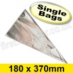 Conical Cello Bag, Size 180 x 370mm