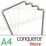 Conqueror Smooth Wove, 100gsm, A4, Brilliant White