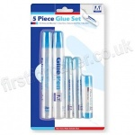 5 Piece Glue Set