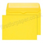Calypso Colour Envelopes, C6 (114 x 162mm), Daffodil - Box of 500