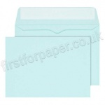 Calypso Colour Envelopes, C6 (114 x 162mm), Light Blue - Box of 500