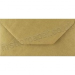 Spectrum Greetings Card Envelope, DL (110 x 220mm), Ribbed Kraft