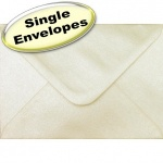 Spectrum Greetings Card Envelope, C6 (114 x 162mm), Pearlescent Champagne