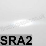 Cast Coated, Single Sided High Gloss, 250gsm, SRA2, White