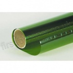 Cellophane Roll, 500mm x 2.5m, Green