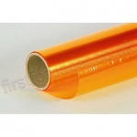 Cellophane Roll, 500mm x 2.5m, Yellow