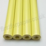 Yellow Poster Display Paper Roll, 760mm x 10m