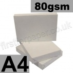 Economy 80gsm Office Paper, A4 - 500 Sheets