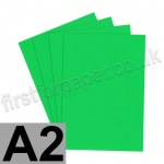 U-Stick, Apple Green, Self Adhesive Paper, A2