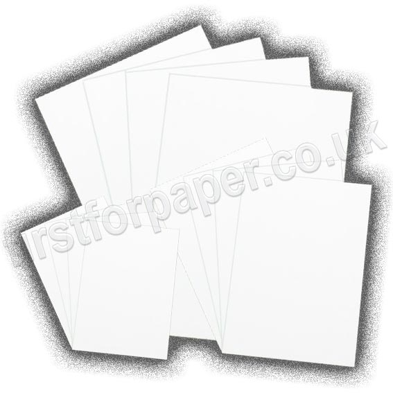 White Plain Paper & Card