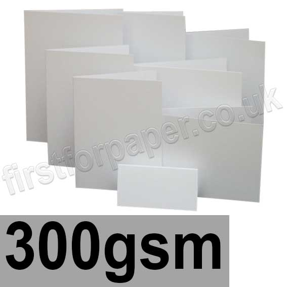 Falcon Gloss, Pre-Creased, Single Fold Cards, 300gsm