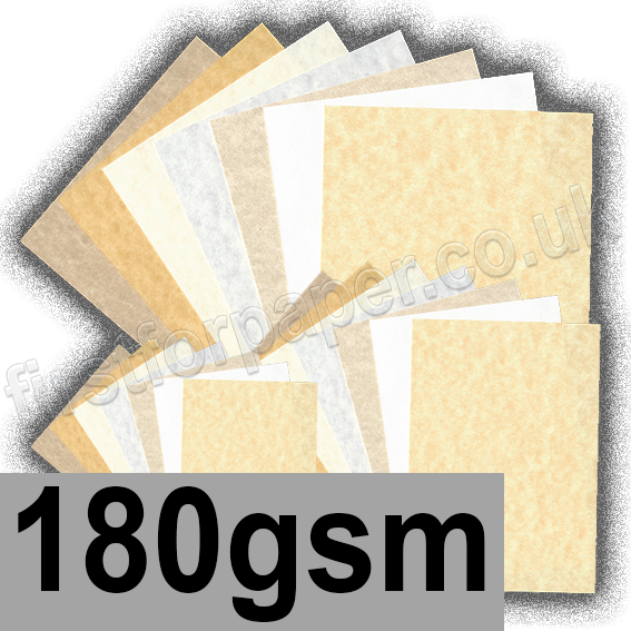 Athena Smooth Parchment, 180gsm