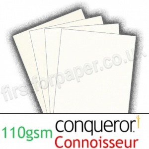 Conqueror Connoisseur, 100% Cotton, 110gsm