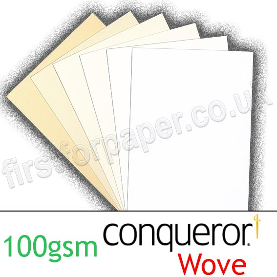 Conqueror Smooth Wove, 100gsm