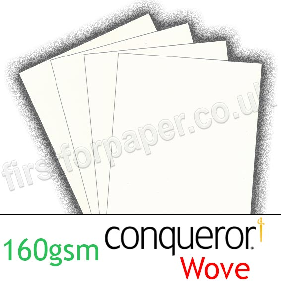 Conqueror Smooth Wove, 160gsm