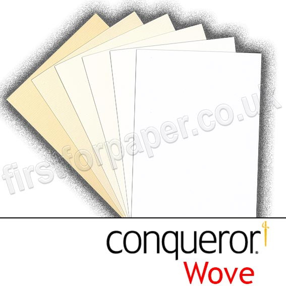 Conqueror Smooth Wove