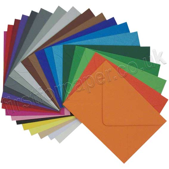 Colorset Envelopes
