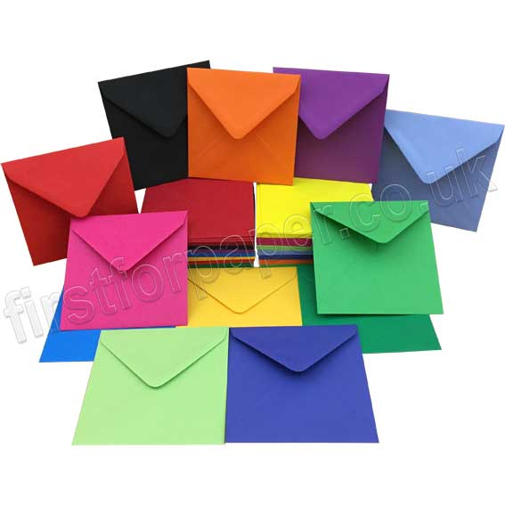 Envelope Packs
