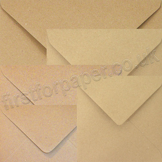 Fleck Kraft Recycled Envelopes