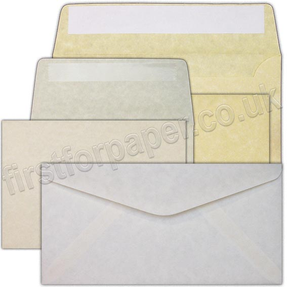 Parchmarque Envelopes