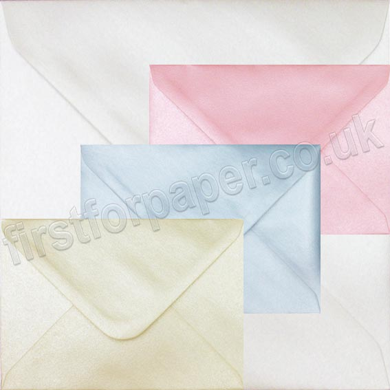 Spectrum Pearlescent Envelopes