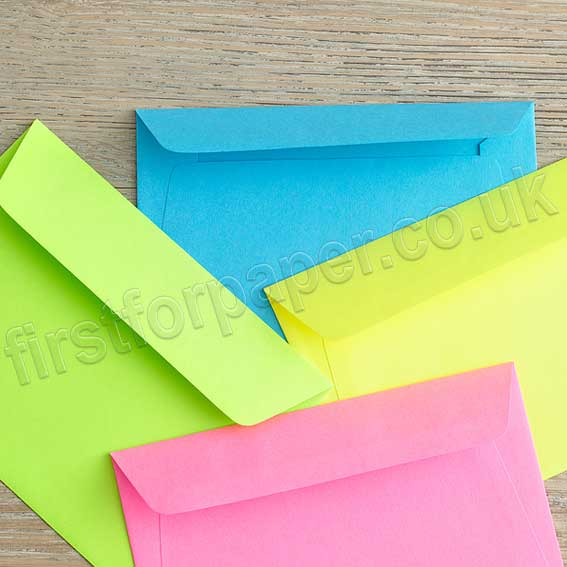 Creative Colour Envelopes