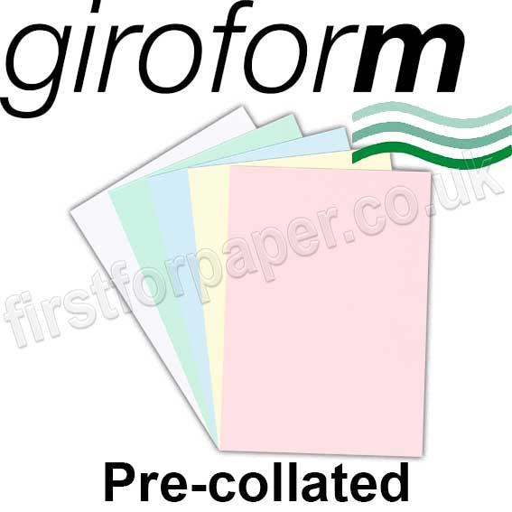 Giroform, Pre-Collated