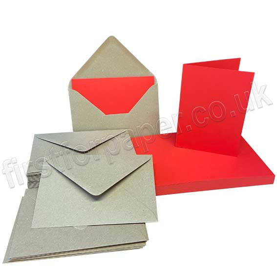 Card Blanks with Envelopes