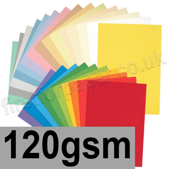 Rapid Colour Paper, 120gsm