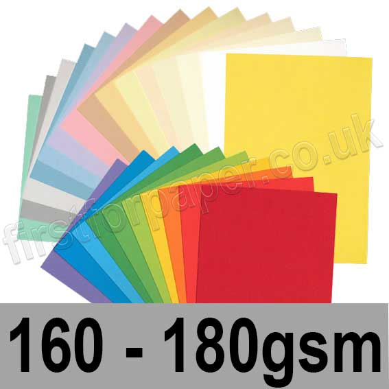 Rapid Colour Card, 160-180gsm