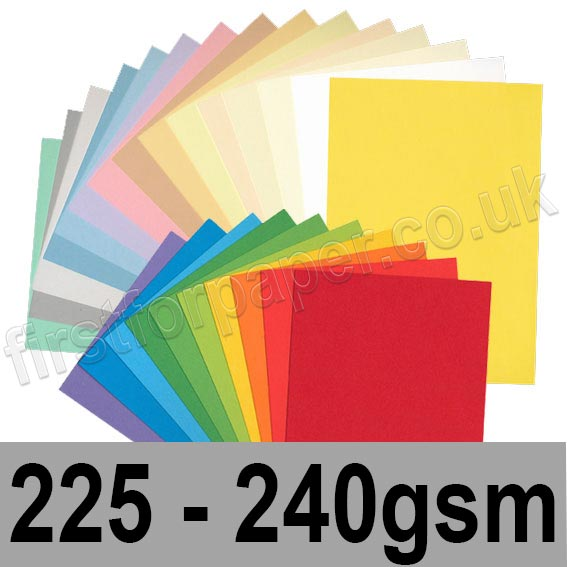 Rapid Colour Card, 225-240gsm