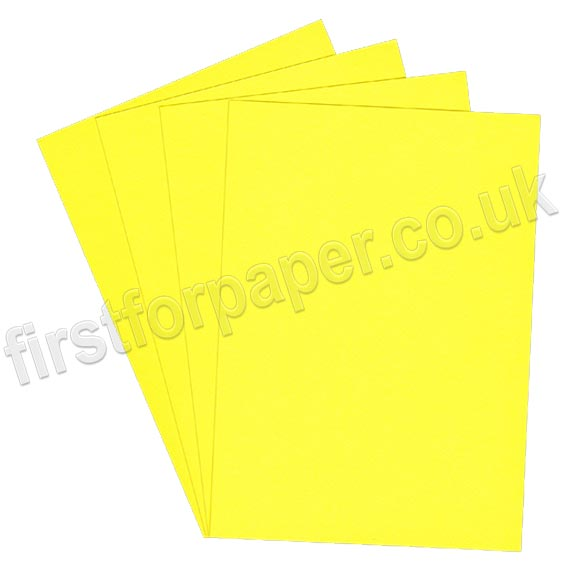 Rapid Colour Paper, 120gsm, Canary Yellow