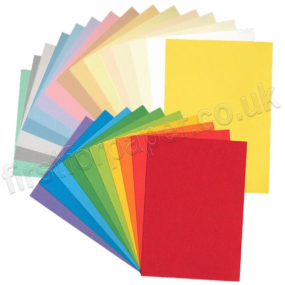 Coloured Plain Paper & Card