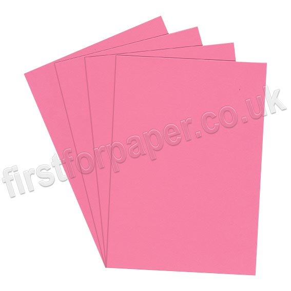 Rapid Colour Paper, 120gsm, Rose Pink