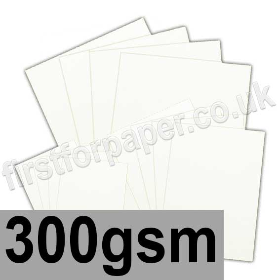 Ruskington 300gsm, Milk White