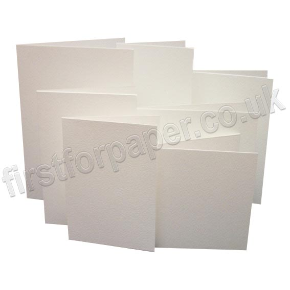 Cumulus Felt Marked, Pre-Creased, Single Fold Cards, Natural