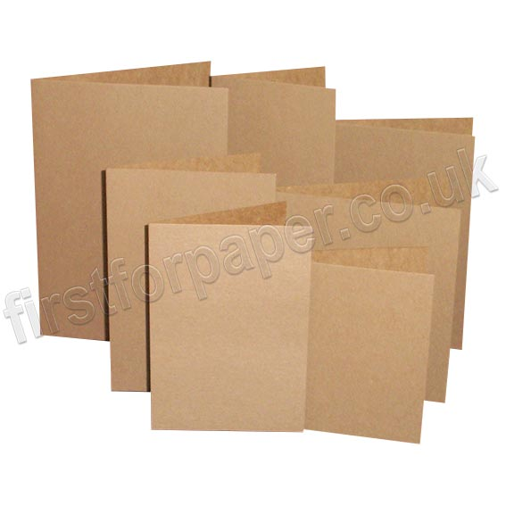 Kreative Kraft, Pre-Creased, Single Fold Cards