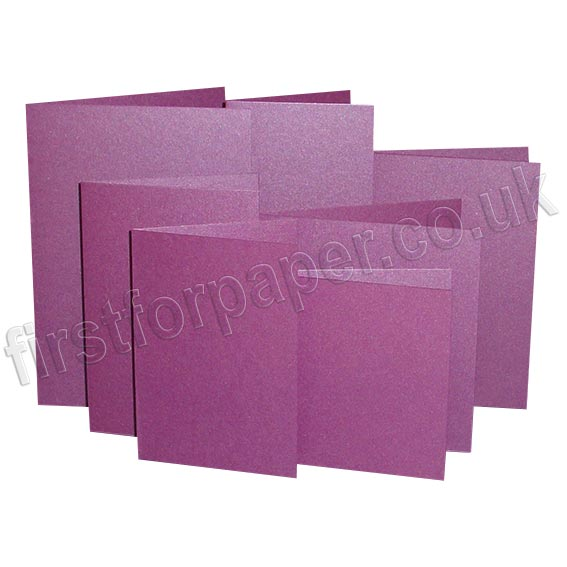 Stardream, Pre-Creased, Single Fold Cards, Punch