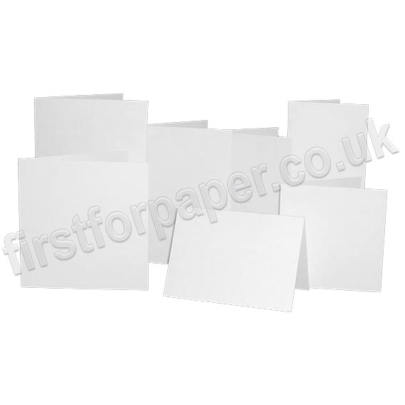 Trident, Semi-Gloss, Pre-Creased, Single Fold Cards