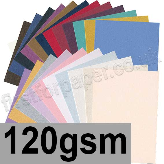 Stardream Pearlescent Paper, 120gsm