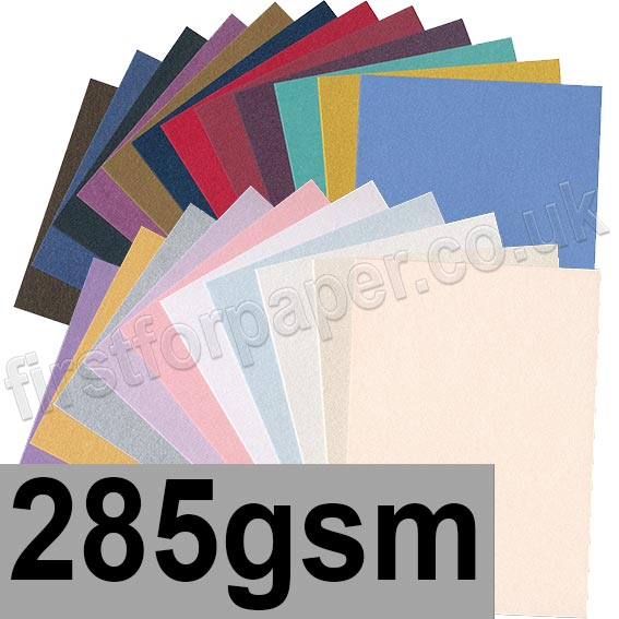 Stardream Pearlescent Card, 285gsm
