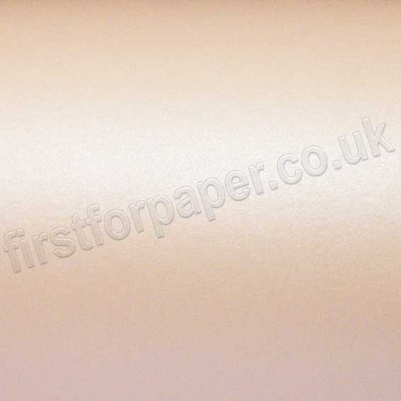 Stardream Pearlescent Paper, 120gsm, Coral